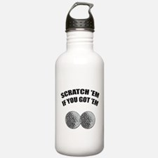 Got Golf Balls Water Bottle