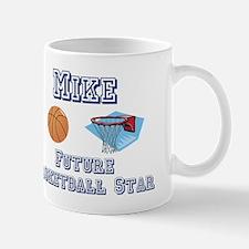 Mike - Future Basketball Star Mug