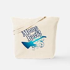Moms Rock! - Tote Bag