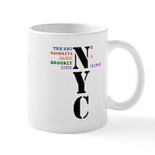 NYC Big Apple All-Stars Mug