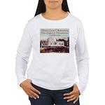 Mount Lowe Observatory Women's Long Sleeve T-Shirt
