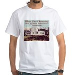 Mount Lowe Observatory White T-Shirt