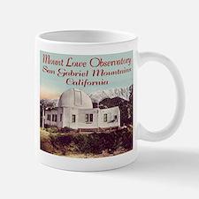 Mount Lowe Observatory Mug