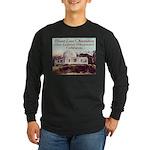 Mount Lowe Observatory Long Sleeve Dark T-Shirt