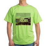 Mount Lowe Observatory Green T-Shirt