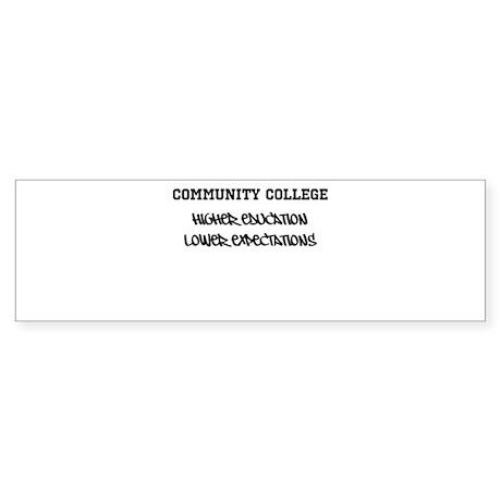 Community Sticker (Bumper)