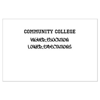 Community Large Poster