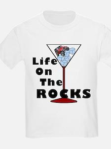 On Rocks Martini T-Shirt