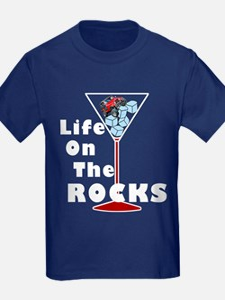 On Rocks Martini T