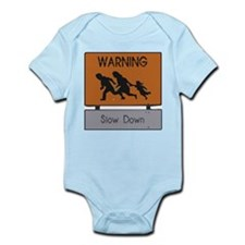 Warning! Infant Creeper