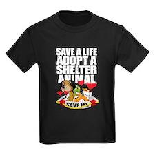 Save A Life Adopt T