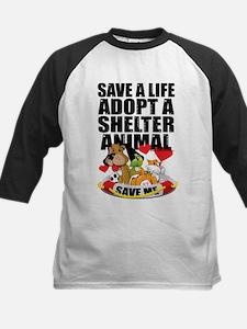 Save A Life Adopt Tee