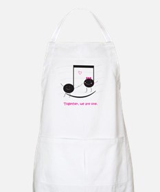 Togetherness Notes Apron