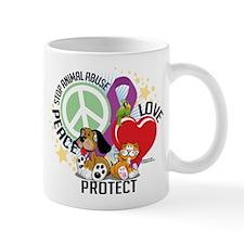 Stop Animal Abuse PLP Mug