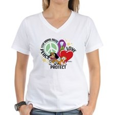 Stop Animal Abuse PLP Shirt