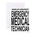 Worlds Greatest Emergency Medical Technicia Greeti