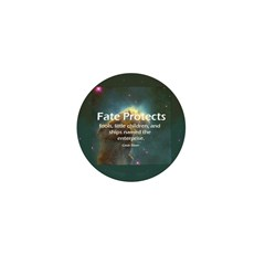 Star Trek fate protects Mini Button (100 pack)