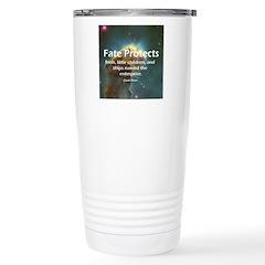Star Trek fate protects Travel Mug