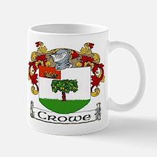 Crowe Coat of Arms Mug