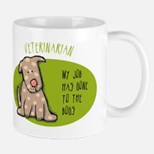 Funny Veterinarian Job Mug
