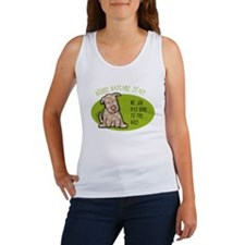 Funny Doggie Daycare Women's Tank Top