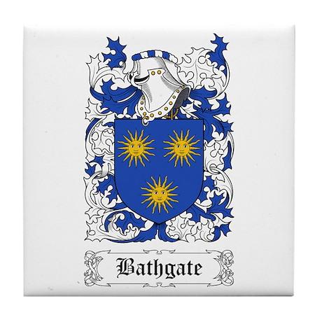 Bathgate Tile Coaster