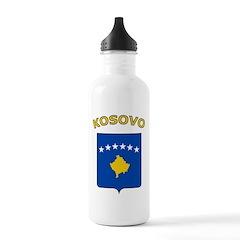 Kosovo Water Bottle