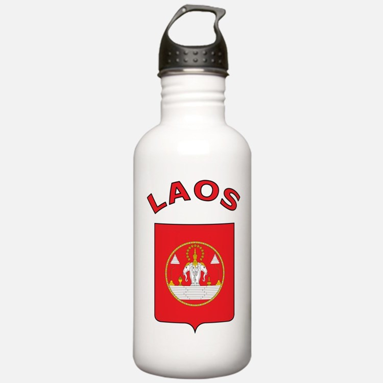 Laos Water Bottle