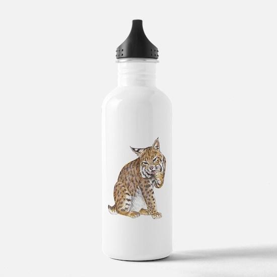 Bobcat Water Bottle