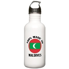 Made In Maldives Water Bottle