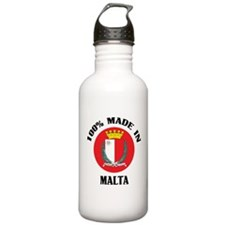 Made In Malta Water Bottle