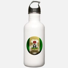 Nigeria Football Water Bottle