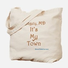 It's My Town Tote Bag