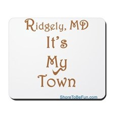 It's My Town Mousepad