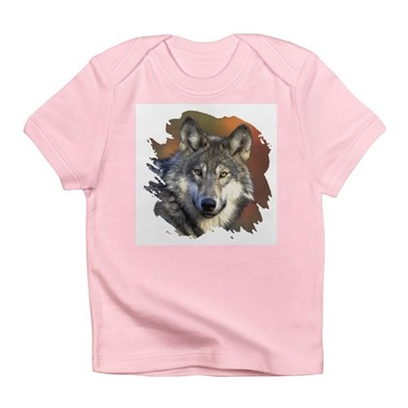 Gray Wolf Infant T-Shirt
