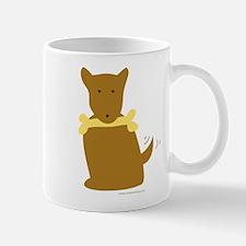 One Dog with a Bone! Mug