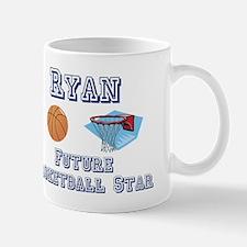 Ryan - Future Basketball Star Mug