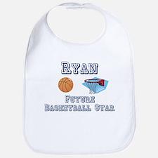 Ryan - Future Basketball Star Bib
