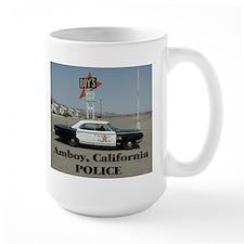 Amboy Police Mug