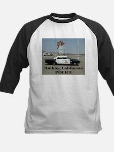 Amboy Police Kids Baseball Jersey