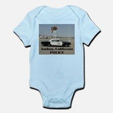 Amboy Police Infant Bodysuit