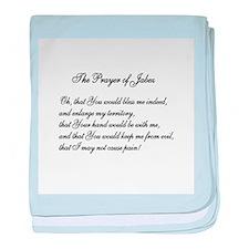 The Prayer of Jabez baby blanket