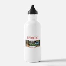 Redwood Americasbesthi Water Bottle