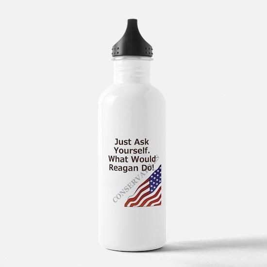 Conservative Mantra Water Bottle