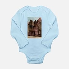 Stanton Court at West Point Long Sleeve Infant Bod