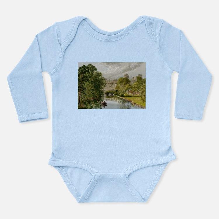 Warwick Castle Onesie Romper Suit