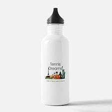 TOP Tennis Dreams Sports Water Bottle