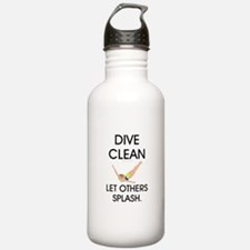 Dive Clean Water Bottle