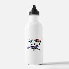 TOP Hockey Fan Water Bottle