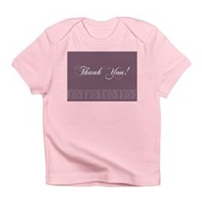 Thank You Roses Infant T-Shirt